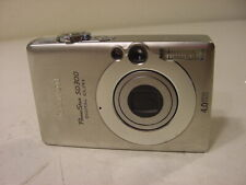 CANON POWERSHOT SD300 DIGITAL ELPH WITH BATTERY & 128MB