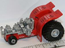 Micro Machines TRACTOR PULL MEAN MISTREATOR NEAR MINT VERY HARD TO FIND