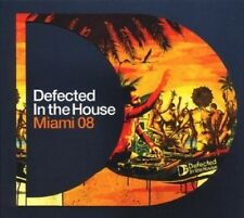 Defected in the house miami 08 3cds 2008 House Electro riproduce