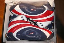 MENS 15 REEBOK Shaqnosis Basketball SNEAKERS SHOES U.S.A. 2020 OG COLORWAY