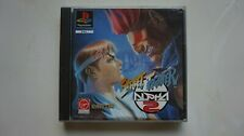 SONY PLAYSTATION PS1 STREET FIGHER ALPHA 2 FIGHTING GAME