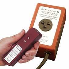 Dust Collector Remote Control Switch 220V Wall Mount Plug Long Range  RF Signal