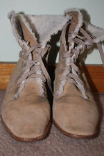 1800s Pioner costume Ladies  Boots 7B