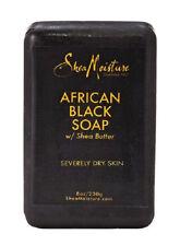 Shea Moisture African Black Soap - 8oz.