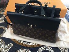 New LOUIS VUITTON Venus M41737  2WAY Shoulder Hand Bag  Monogram/Black Leather