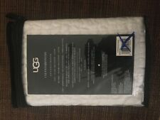 Lot Of 2: Ugg® Surfwashed Standard Pillow Sham in Snow