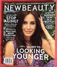 NEW BEAUTY SUMMER FALL 2017 BIGGEST HAIR EDITION LOOKING YOUNGER COURTNEY COX