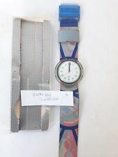 Swatch Watch POP contessa PWN104 era Scuba Gent Chrono Swiss Made