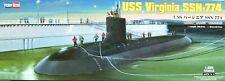 Hobbyboss 1:350 USS Virginia SSN-774 Submarine Model Kit