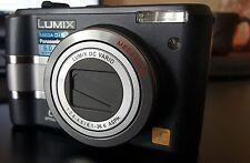 Panasonic Lumix DMC-LZ5 Digital Camera, Black.
