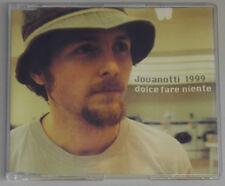 ★★MAXI-CD EU**JOVANOTTI - DOLCE FARE NIENTE (MERCURY '99 / 1 TRACK PROMO)★★CD420