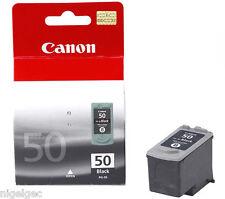 Canon pg50 Nero pg-50 mp150 mp160 mp170 ORIGINALE