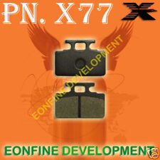 BRAKE PADS FOR HONDA NH50 NH80 R80 NS125 RS125 KYMCO SYM