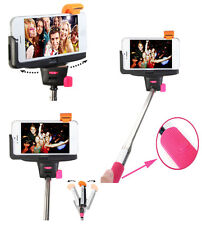 Selfie Stick Bluetooth Extendable Monopod for iPhone 6 6s 7 plus Samsung S6 S7