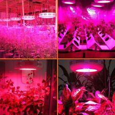 200W UFO LED Grow Light UV Lamp Panel Full Spectrum for plant grow & Hydroponics