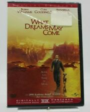 What Dreams May Come (DVD, 2003) Robin Williams NEW