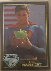 1983 Topps Superman 3 Trading Card Set (99) Super Hero Clark Kent Mint PSA