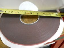 New listing Double sided tape 3m 5/16x36yrds 8mmx33m acrylic foam tape grey 2 sided