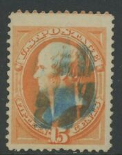 US, USED, #189, GREAT MARGINS, BLUE CANCEL