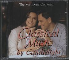 Mantovani Classical Music By Candlelight CD