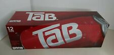 Tab Soda 12-Pack Soft Drinks Tab Cola 12 oz