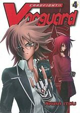 CARDFIGHT VANGUARD  VOL 4 BY AKIRA ITOU PAPERBACK BOOK ENGLISH #sfeb17-280