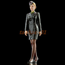 1:20 Scale Resin Model Kit Sexy action Figures German sexy beauty Officer R57