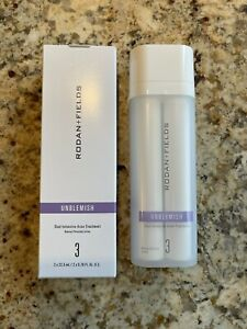 Rodan + and Fields Unblemish Step 3 Dual Intensive Acne Treatment * Brand New *