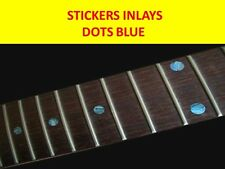 STICKER INLAY DOTS ABALONE BLUE VISIT OUR STORE WITH MANY MORE MODELS