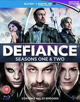 Defiance - Season 1-2 [Blu-ray] [DVD][Region 2]