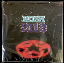 Rush - 2112 LP [Vinyl New] 200gm Audiophile Gatefold B-side Hologram In Deadwax