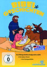 Bibel Geschichten Vol. 2 Geburt Christi/Ostern (DVD)