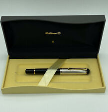 Pelikan Rollerball Pen With 925 Sterling Silver Cap With Box