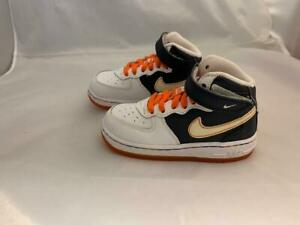 BRAND NEW TODDLERS NIKE FORCE 1 MID 314197-411