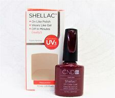 CND Creative Nail SHELLAC Soak Off Gel Polish Choose Your Color .25oz/7.3mL