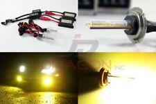 H7 3000K Yellow 35W Slim DC Ballast HID Conversion Kit Xenon Bulb