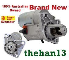 Starter Motor For Kia Pregio Van  J2, 2.7L Diesel