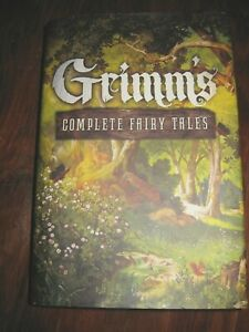GRIMM'S COMPLETE FAIRY TALES by Brother Grimm ~ HARDCOVER  New