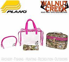Plano Caboodles Realtree Girl 4-piece Camo Travel Set 4506-20 Make up Bag