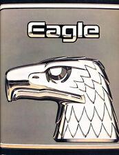 1984 AMC Eagle 14-page Grade-B Car Sales Brochure Catalog - American Motors
