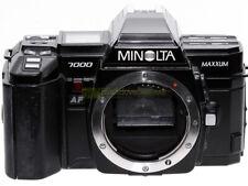 Minolta AF 7000 fotocamera reflex autofocus a pellicola funzionante. AF7000