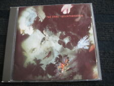 CD  THE CURE  Disintegration  Neuwertig  12 Tracks  839 353-2