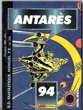¤ ANTARES n°94 ¤ 1986 MON JOURNAL