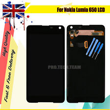 For Microsoft Nokia Lumia 650 LCD Assembly Touch Screen Digitizer Display Black