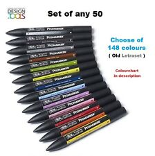 Twin tip Promarker SET of ANY 50 choose of 148 colours