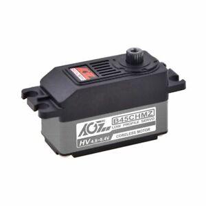 Coreless Servo 14KG .085s HV AGF-RC B45CHMZ Hybrid Case Low Profile High Voltage