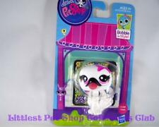 Littlest Pet Shop Hasbro Single White Pink Black SWAN lot #3559 Retired NIB