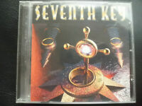 SEVENTH   KEY  -    SAME    ,     CD   2001,       HARDROCK ,   HEAVY  METAL