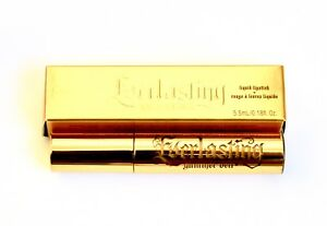 KAT VON D 10thAnniversary EVERLASTING GLIMMER VEIL Gold Skool Liquid Lip NEW BOX