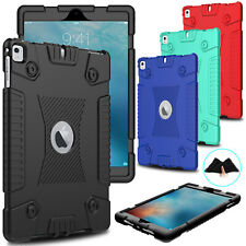 For iPad 6th/5th Gen 9.7'' 2018/2017 Shockproof Silicone Armor Tablet Case Cover